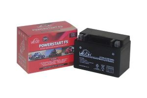 Leoch YT12A-BS / CT12A-BS - AGM SEALED Motorcycle Battery